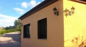 Gepflegter neu renovierter Bungalow auf großem Grundstück+ca. 10km von Benissa+