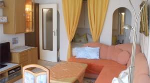 Modernisierte Wohnung + Sofort Einziehen und Wohnen+ Westbalkon