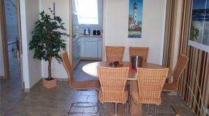 Bezugsfrei Provisionsfrei – Wohnung mit Dachterrasse ca. 85 qm im Ostseebad Dierhagen