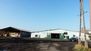 Investitionsgrundstück ca. 7500 m2 mit Industrieobjekten ca 1300 m2.