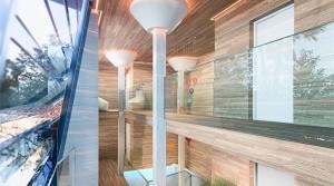 Apartments mit Blick auf das Meer und mit 180 Grad völlig offenem Panoramablick.