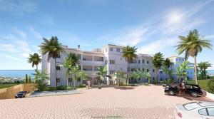 Großzügige Wohnung im mediterranem Stil