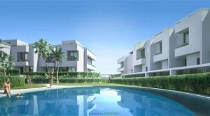 Moderne, lichtdurchflutete Einfamilienhäuser zum Toppreis Funegirola – Mijas Costa