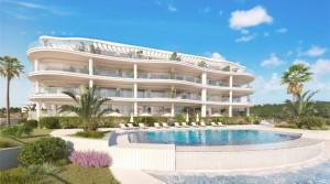 Fuengirola, schicke Neubauwohnungen, ein Katzensprung vom Strand