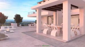 Herrliches Ambiente, Luxus Villa, Benahavis – Marbella