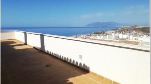Penthouse mit gigantischem Meerblick in Rincon de la Victoria