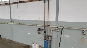 Instalacja powietrze