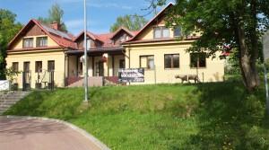 Betriebshotel und Restaurant 1085 M2 in Sudetengebierge